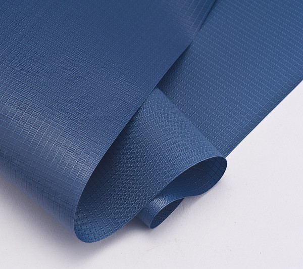 100% polyester heat proof textile fabric PVC Tent Fabric Polyester oxford fabric