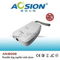 AOSION provide for portable ultrasonic electronic barking dog alarm