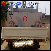 Used Thermoplastic Road Marking Machine Preheater