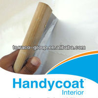 Terraco Handycoat Interior : Ready- to- use filler and board jointing compound for building surfaces