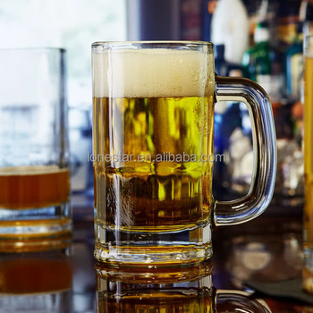 2018 China supplier wholesale16 oz. Beer Mug beer glass in Europe