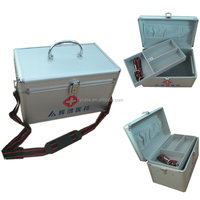 Aluminium Medical Paramedic Doctors Case hearing aid storage case