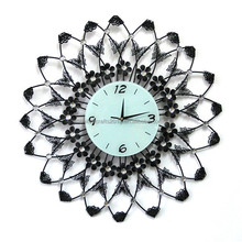 Beautiful Home decor Large 3D funny antique 6 inch wall clock