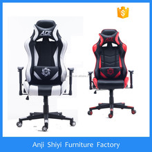 Multiple Colors Synthetic leather racing seat office chair modern mesh chair