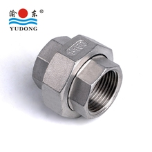 CE certification high strength stainless steel 316 female screwed conical union