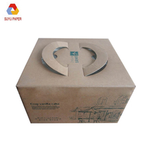 Custom size accepted multi-color cake box packaging /cake box with good price