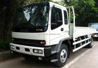 China Heavy Van Truck FTR