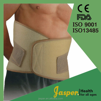 Double Side Pull Nylon Back Support for Pain Relief,Weight Loss
