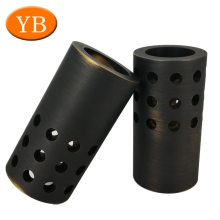 Customized Stainless Steel Brass Drill Bushing Metal Sleeve Bushing ISO9001:2008