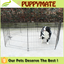 Large dog cage and durable pet cage for large and medium dogs