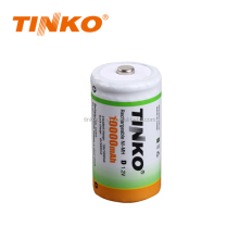 ni-mh rechargeable battery 1.2v size D 10000mah