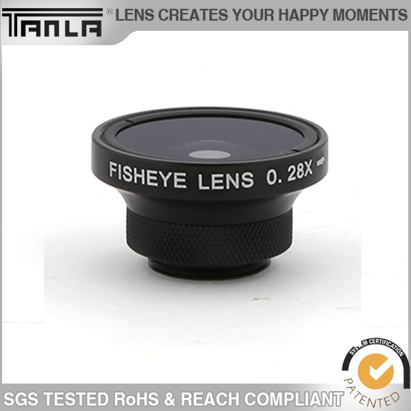 Smart Phone Camera Lens for Samsung Galaxy S4 mini 0.28X Fisheye Lens