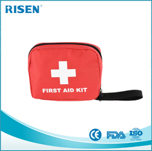 Wholesale OEM emergency kit children mini first aid kit with checklist
