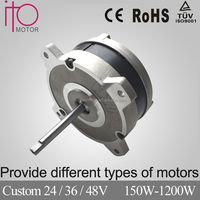 High quality 12V DC brushless dc motor for electrical bicycle