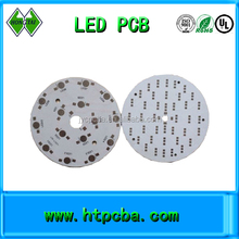 cree 9W 5630 LED light PCB assembly in China,round led pcba manufacture