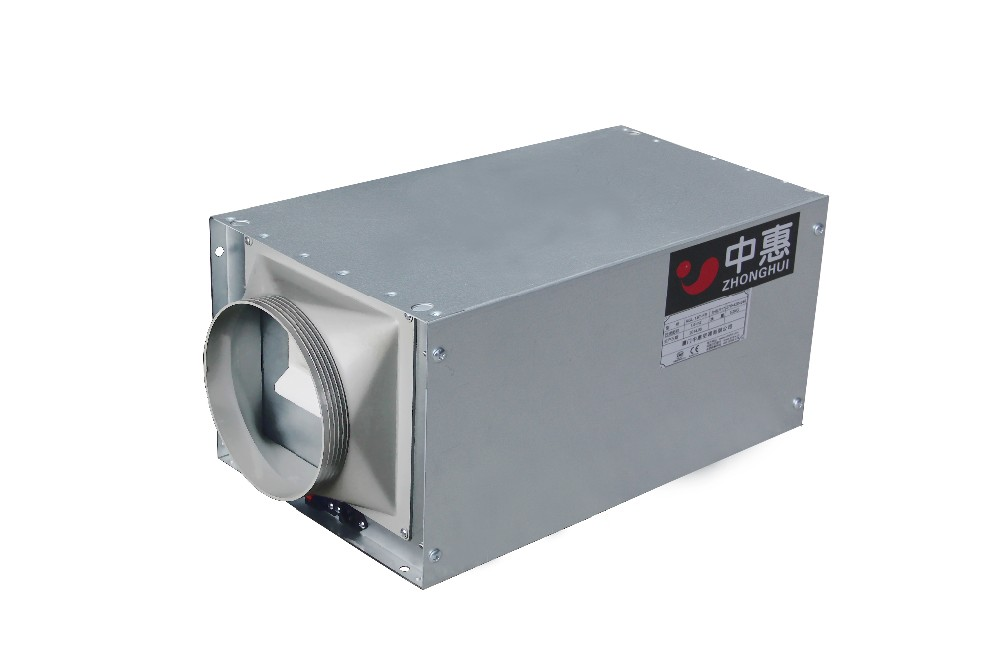 D--37E Noiseless Fresh air Series Air Exchanger Ventilator/Heat Recovery Ventilator/ CMF