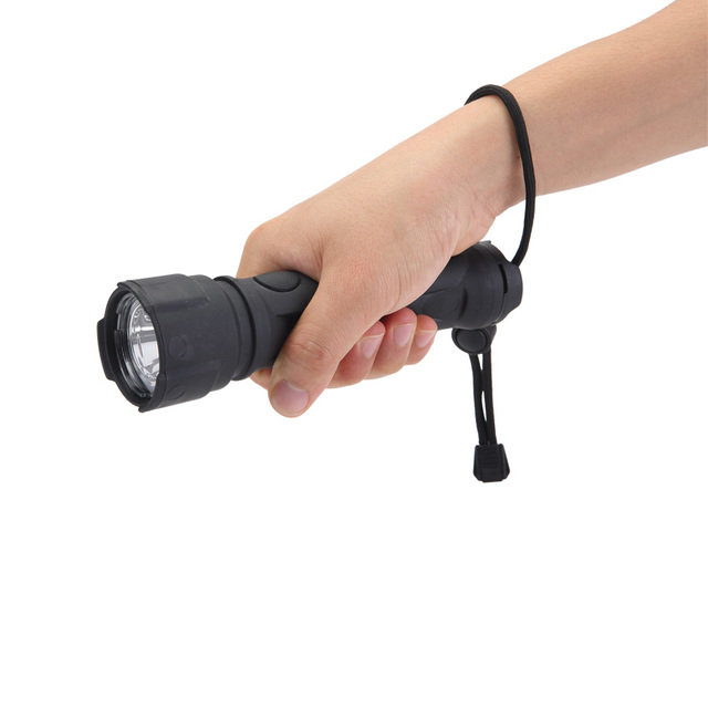battery powered PC lens emergency security torch digital display CREE 3W rechargeable led magnetic flashlight JG-9915