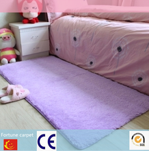 New design polyester long pile shaggy carpet and rugs from China