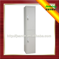 China Factory Popular Cheap Metal Colorful KD Structure Modern Steel Locker Closet Wardrobe Walmart