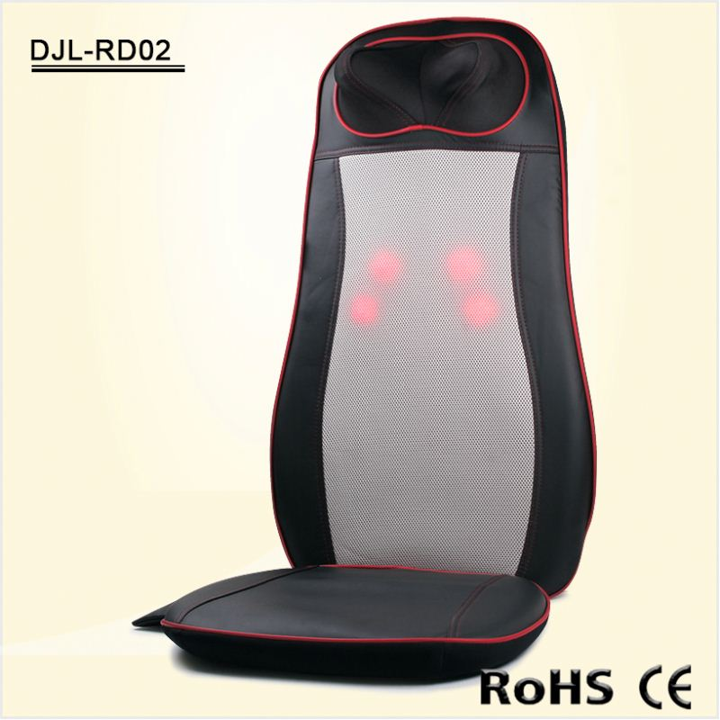 Electric Portable Massage Chair With Infrared Heat