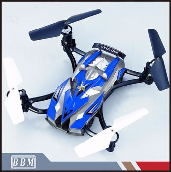 2.4G LCD remote air-ground axis flying car