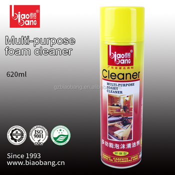 620ml multipurpose foam cleaner without brush