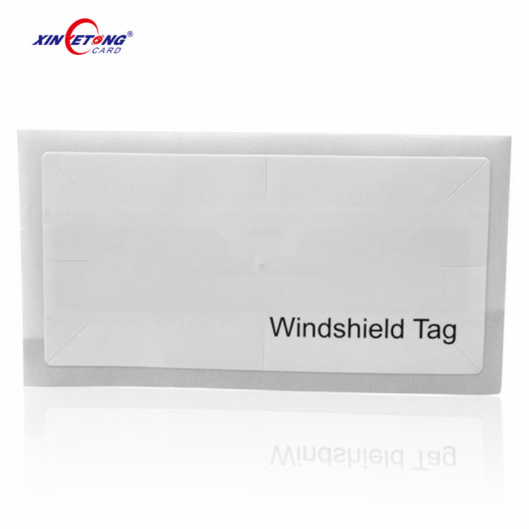 Clothing Labels Manufacturers Alien 9640 rfid Tag Personalized