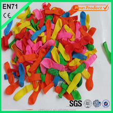 Holi Festival Big Water Bombs Balloons Exporter,2 inch 0.08gr/pcs Water Ballons Wholesale