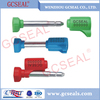 GC-B004 Finger press One Time Use High Security Bolt Seals