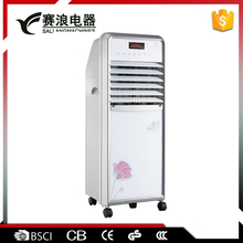 Low power consumption pedestal fan motor for air cooler