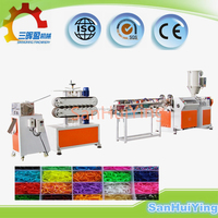plastic telephone ring rope production line