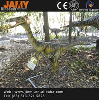 Jurassic Period Scenic Display Rubber Dinosaur