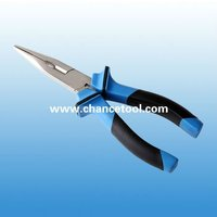 long nose pliers function with TPR handle PSC012