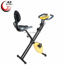folding pt fitness club Resistance Upright gym healthware life gear Exercise Bike manuals