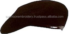 100% wool army military beret wholesale manufactures