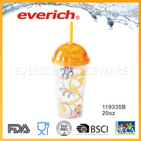 Double Wall Durable Colored Oem Print Photo On Cup