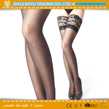 BY-S-0183 sexy girls fashion tube stocking