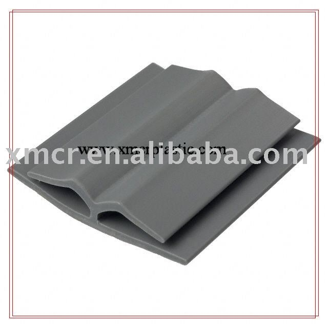 Plastic sealing strip