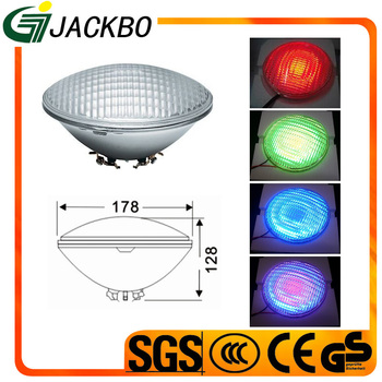 colorful waterproof Led buld for swimming pool