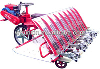 Weifang runshine EPA certification rice planting machine 8 rows rice transplanter