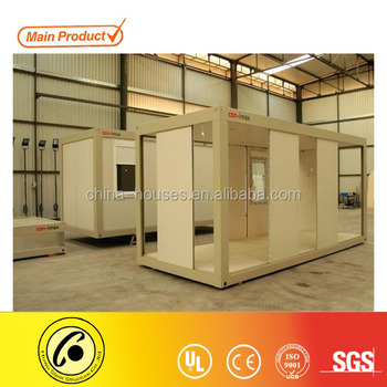 China Made Low Cost Quick Installation Prefab Modern House Designs
