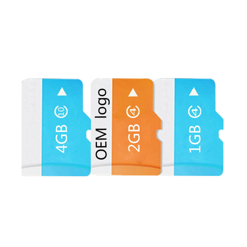 Customized Class4 Class6 Class10 1GB 2GB 4GB Micro Memory SD Card