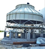 hydraulic cooling water tower