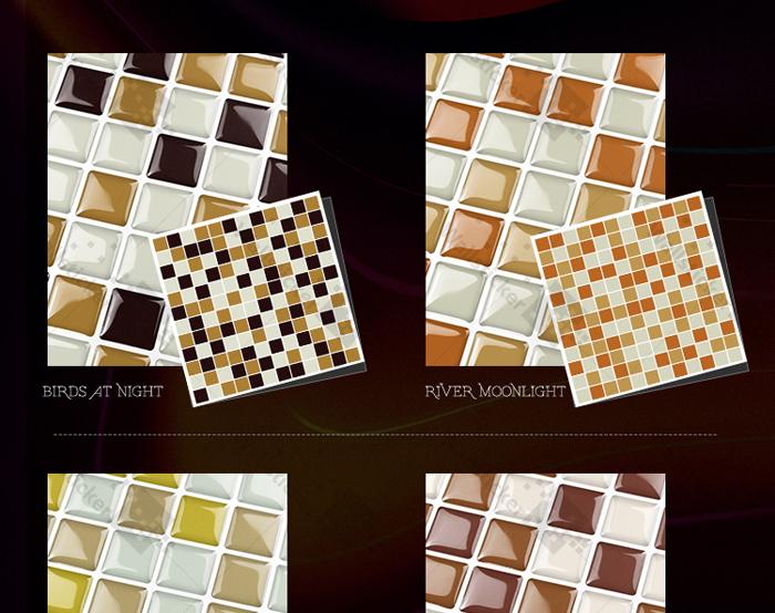 decor kitchen tile vinyl decal epoxy bathroom wall tile buy decor