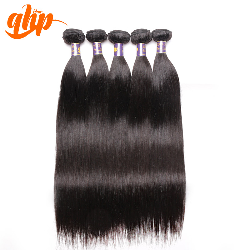 QHP Most popular human hair dubai aliexpress hair unprocessed brazilian hair
