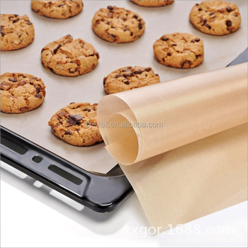As seen on TV Amazon hot selling Multipurpose PTFE Reusable Non-stick Oven Liner better baking paper and aluminum foil