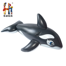 Promotional inflatable PVC dolphin, PVC inflatable dolphin toy/ animal toy