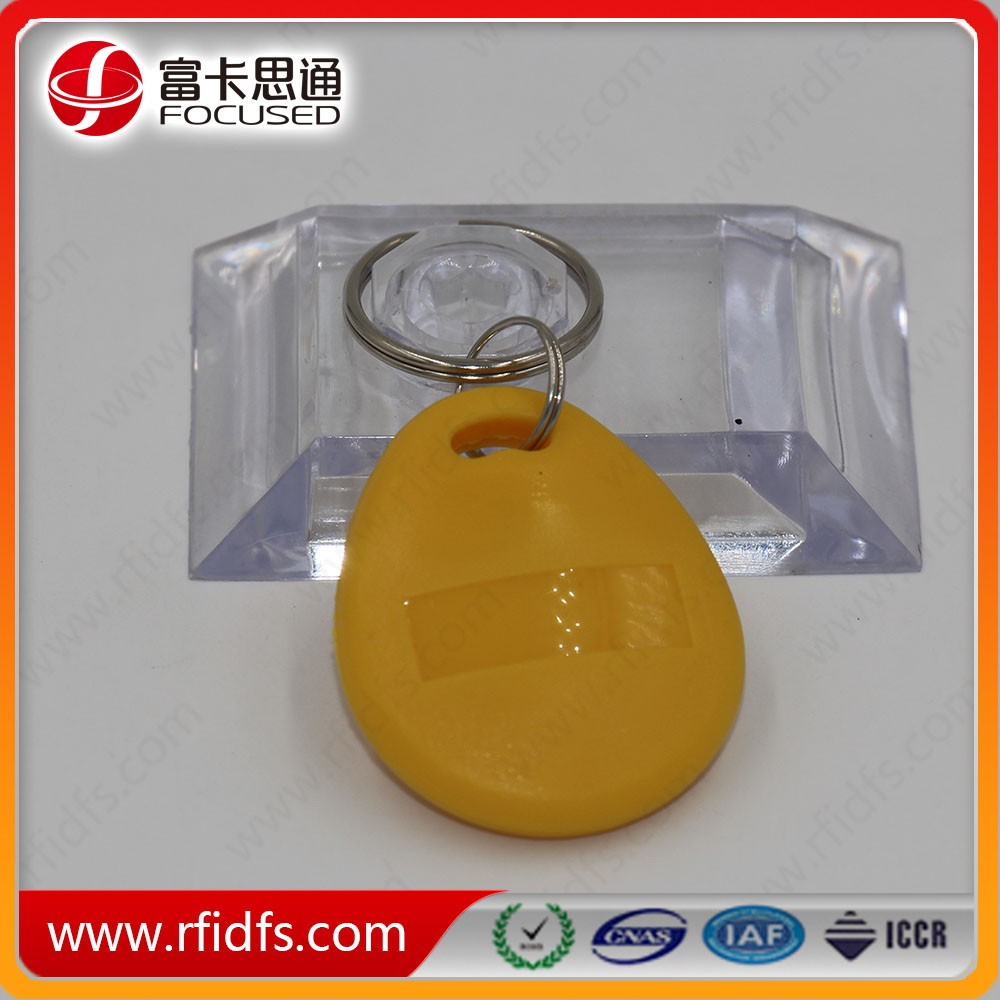 Factory wholesale RFID NFC Rewritable RFID Key Fob For Access control