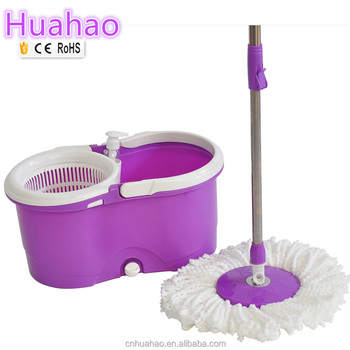 Eco-friendly Extensible Microfiber Easy Mop
