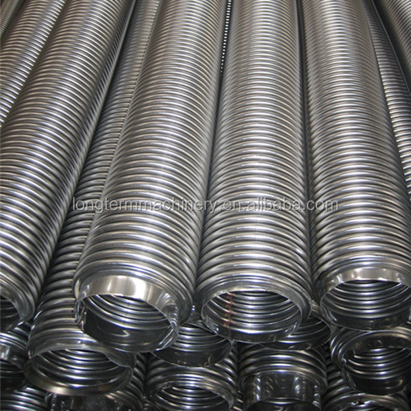 wire braided stainless steel corrugated flexible gas connection metal flex hose